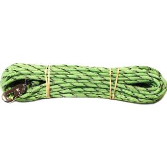 Spårlina med reflex Grön
