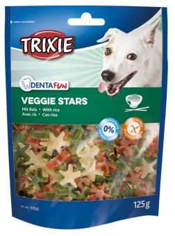 Trixie Veggie Stars med ris