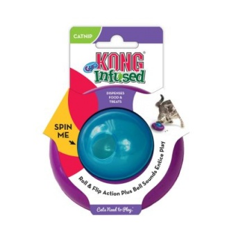 Kong Cat Aktiveringsleksak Infused Gyro