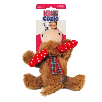 Jul! Kong Holiday Cozie Reindeer