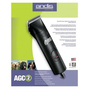 Andis klippmaskin AGC2-speed