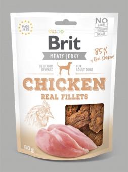 Brit Jerky Snack, Chicken Fillets