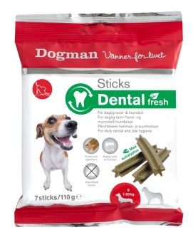 Dogman Dental fresh