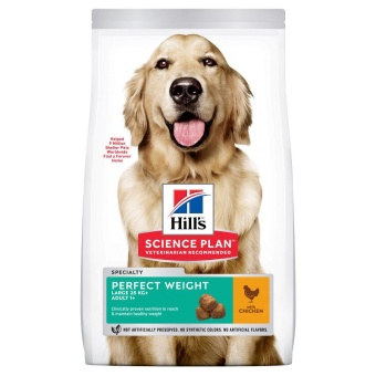 Hills SP Canine Adult Perfect Weight Large Breed Chicken