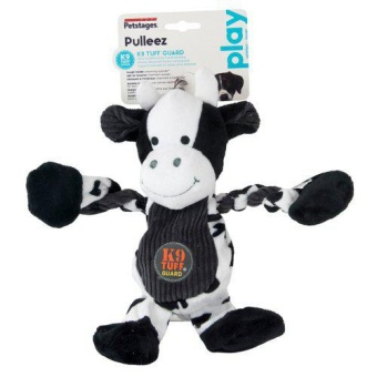Petstages Pulleez Cow