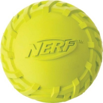 Nerf Tire Squeak ball medium