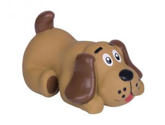 Liggande hund latex