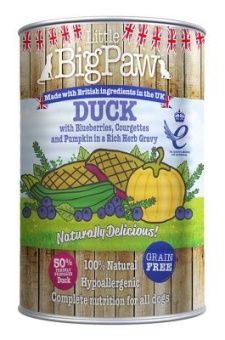 Little Big Paw Naturally Delicious Duck
