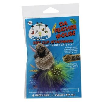 Go Cat Da Bird Feather Mouse Tafs