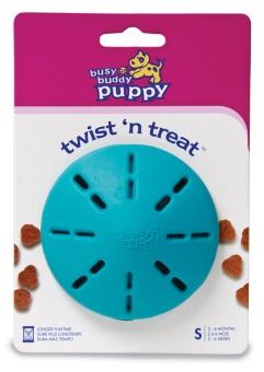 Busy buddy puppy twist n treat