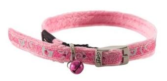 Rogz Sparklecat Halsband Rosa