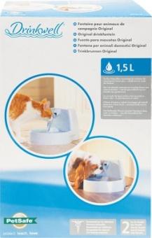 Vattenfontän Drinkwell Orginal 1,5l