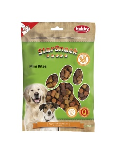 Star Snack Mini bites spannmålsfritt