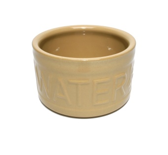 Keramikskål Water