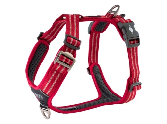 Dog Copenhagen Comfort Walk Air™ Harness Classic Red