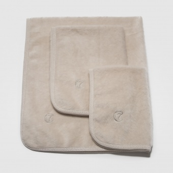 Cloud7 Dog Blanket Vanilla