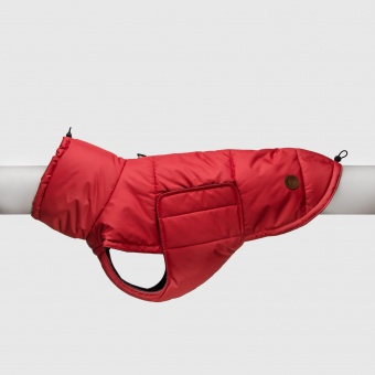 Cloud7 Dog Coat Yukon Ruby Red