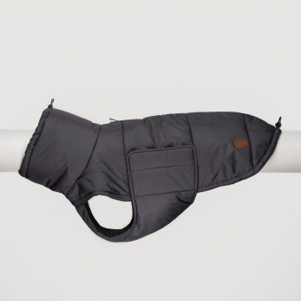 Cloud7 Dog Coat Yukon Stone Grey