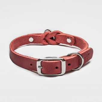 Cloud7 Riverside Park Collar Merlot