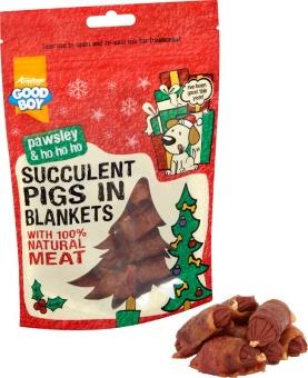 Jul! Pigs in blanket