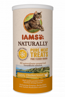 Iams Cat treats Chicken