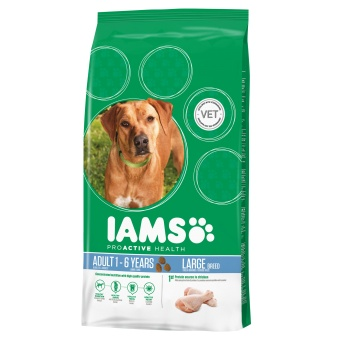 Iams dog Adult large