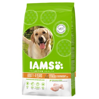 Iams dog Light