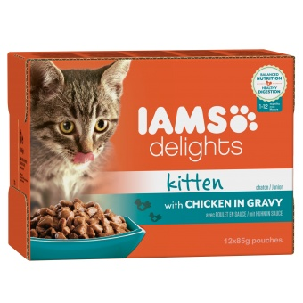 Delights gravy kitten