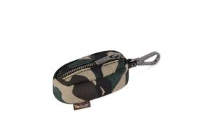 Poop Bag Dispenser Camo Green