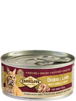 Carnilove White Muscle Meat Chicken & Lamb