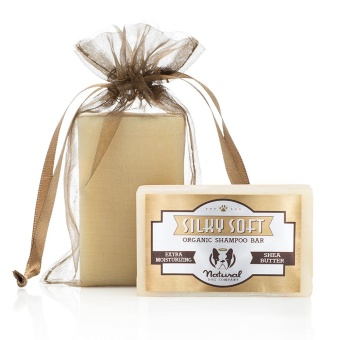 Natural Dog Company Silky soft shampoo bar