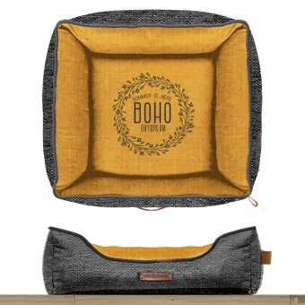 M&P Boho Sofa Curry