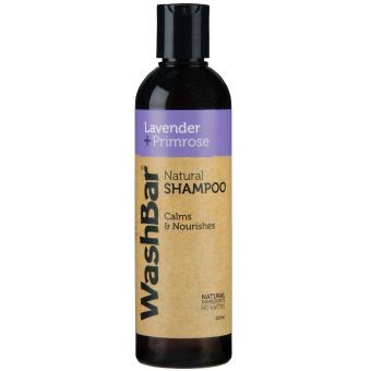 Washbar Lavender & Primrose shampoo