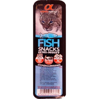 Alpha Spirit Cat Fish Snack