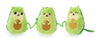 FuzzYard Cat Toy - Avocatos