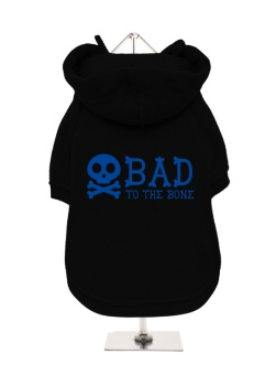 Urban Pup Hoodie Bad to the Bone