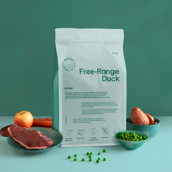 Buddy Free-Range Duck Active