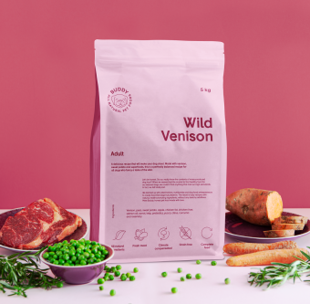 Buddy Wild Venison Adult