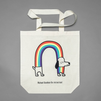 Cloud7 Rescue Tote Bag Nature - Rainbow
