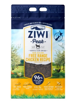 Ziwipeak Free Range Chicken Recipe