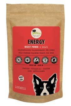 Eat Small Treats Energy