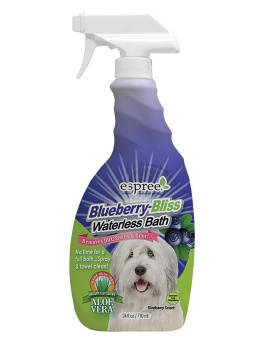 Espree Blueberry Waterless