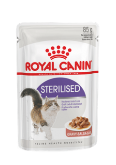 Royal Canin FHN Sterilised Gravy
