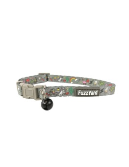 FuzzYard Cat Collar - Coachella