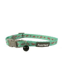 FuzzYard Cat Collar - Summer Punch