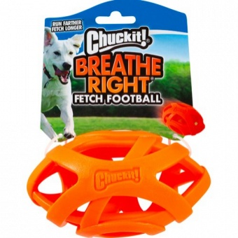 CHUCKIT Breathe Right Fetch Football