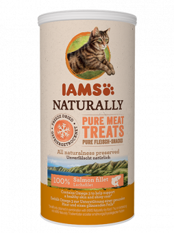 Iams Cat treats Salmon