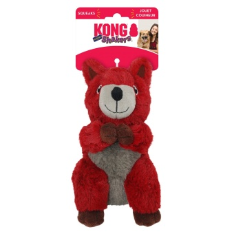 Kong Shakers Squirrel