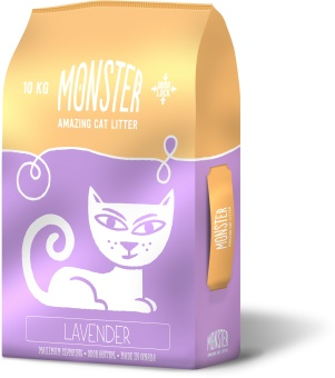 Monster Lavender