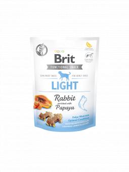 Brit Functional Snack Light Rabbit